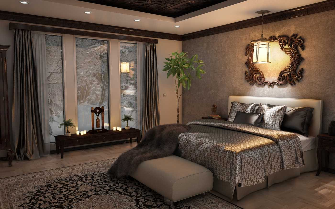 Bed room Interior desing